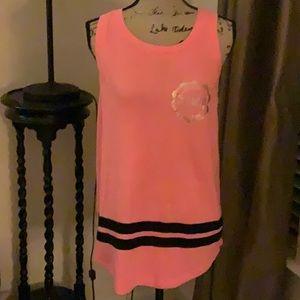 🎀 Victoria's Secret pink sequined top 🎀